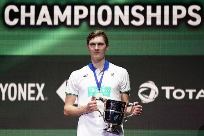 Viktor Axelsen: Chàng trai vượt nỗi sợ hãi Covid-19 để trở thành nhà vô địch cầu lông Olympic - Ảnh 5.