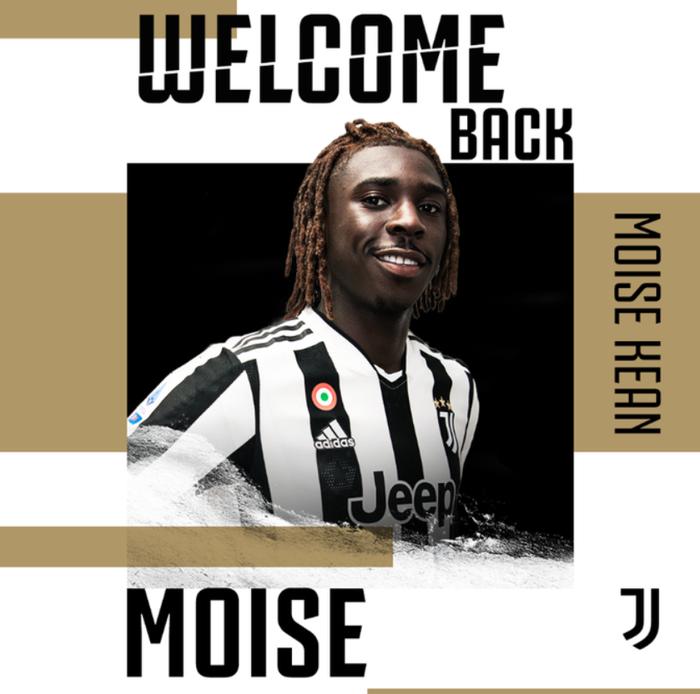 Ngày cuối chuyển nhượng hè 2021: Juve đón