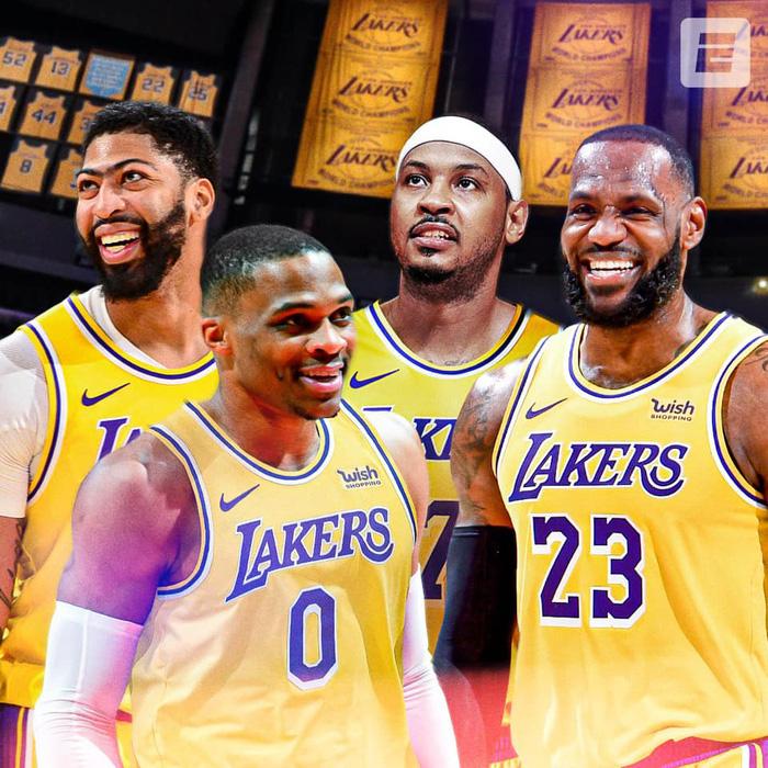 NÓNG: Carmelo Anthony cập bến Los Angeles Lakers - Ảnh 3.