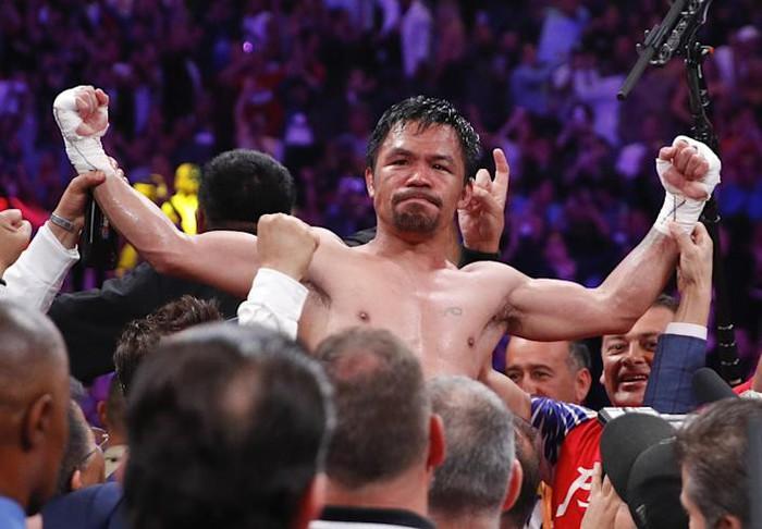 Thế hệ vàng của boxing Philippines, được truyền cảm hứng bởi Manny Pacquiao, đã tỏa sáng rực rỡ ở Olympic 2020 - Ảnh 3.
