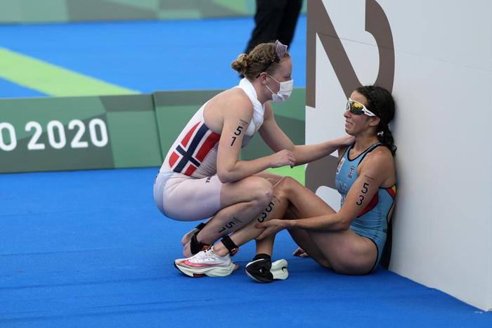 Olympic Tokyo 2020: Một Thế vận hội bất thường vẫn tràn ngập sự tử tế - Ảnh 1.