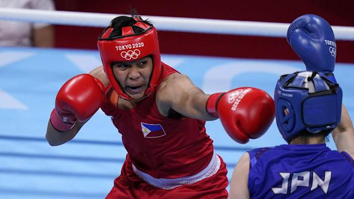 Thế hệ vàng của boxing Philippines, được truyền cảm hứng bởi Manny Pacquiao, đã tỏa sáng rực rỡ ở Olympic 2020 - Ảnh 1.