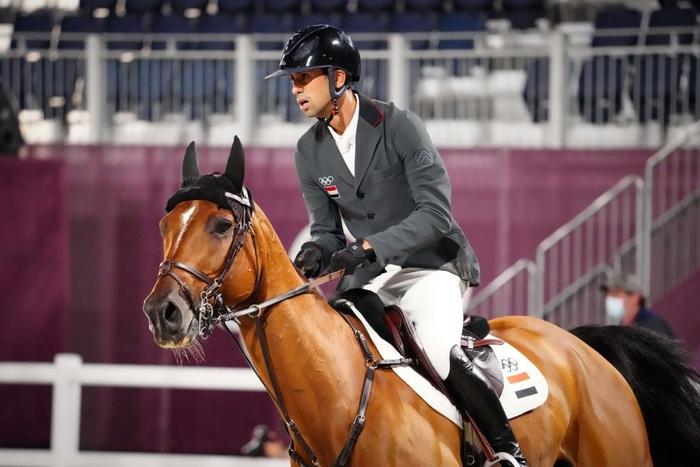 Con rể tương lai của Bill Gates lọt vào chung kết nội dung nhảy ngựa tại Olympic 2020 - Ảnh 1.