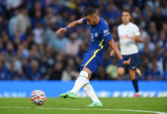 Chelsea 2-2 Tottenham: Ziyech lập cú đúp, Son Heung-min kiến tạo - Ảnh 6.