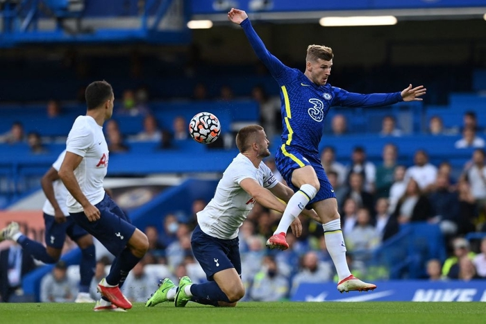 Chelsea 2-2 Tottenham: Ziyech lập cú đúp, Son Heung-min kiến tạo - Ảnh 3.