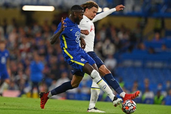 Chelsea 2-2 Tottenham: Ziyech lập cú đúp, Son Heung-min kiến tạo - Ảnh 4.
