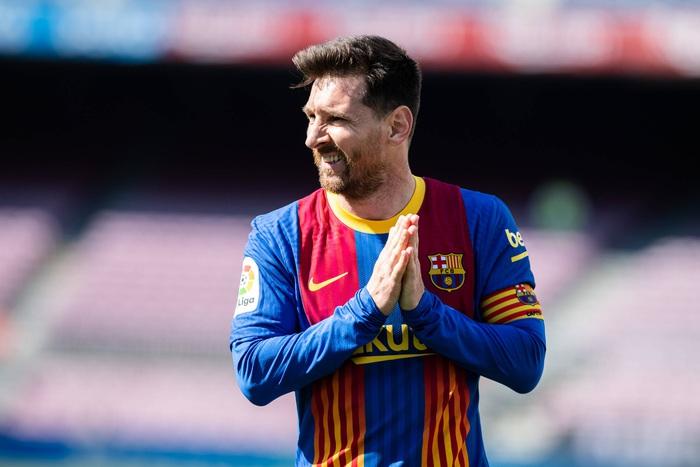 CHÍNH THỨC: Messi không ở lại Barcelona - Ảnh 1.