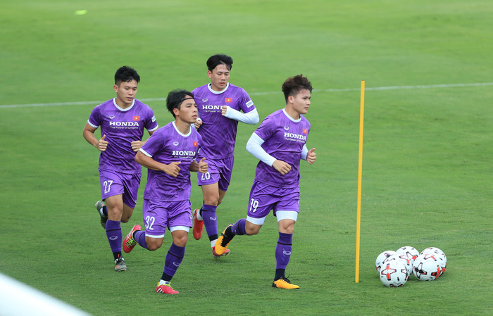 Minh Vuong is injured, likely to miss the match against Saudi Arabia - Photo 1.
