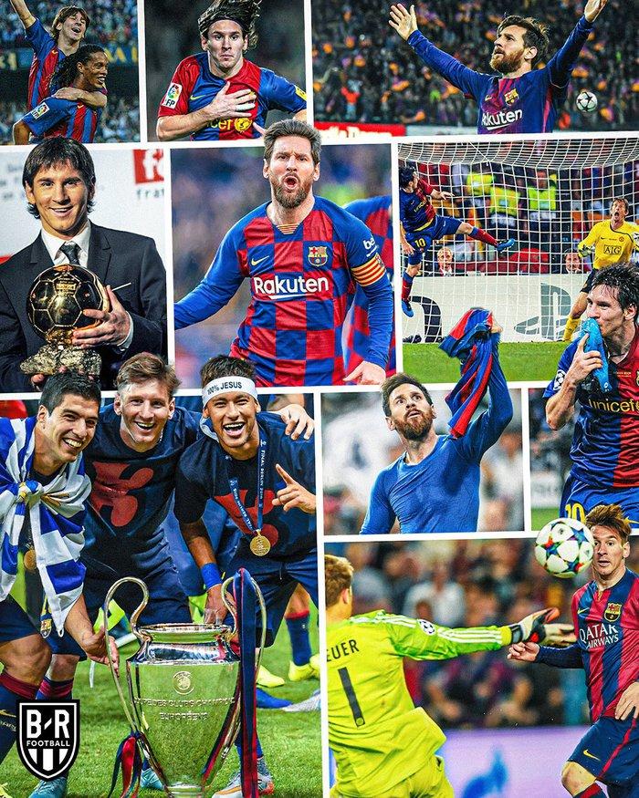 Chuyển nhượng 6/8: Messi sẽ gia nhập đội bóng nào sau khi rời Barca? - Ảnh 2.