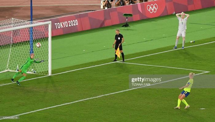 Đá hỏng liên tiếp 3 quả luân lưu, Canada vẫn vô địch bóng đá nữ Olympic 2020 - Ảnh 10.