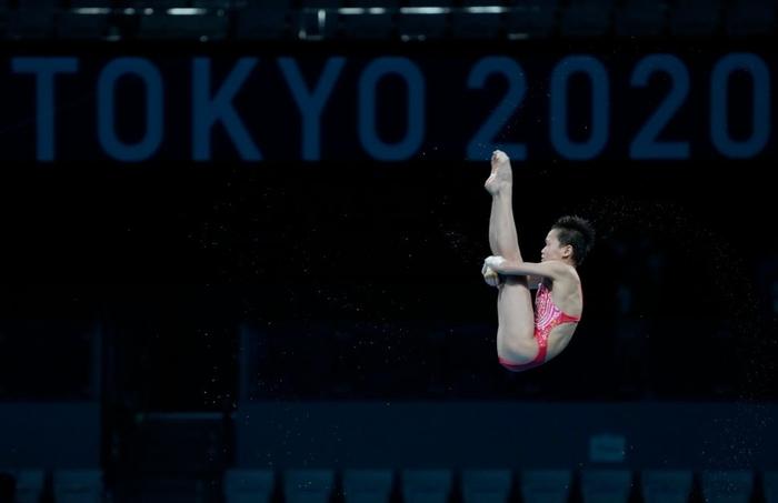 Cộng đồng mạng Trung Quốc phẫn nộ trước bài đăng của báo Úc về nhà vô địch Olympic 14 tuổi - Ảnh 1.