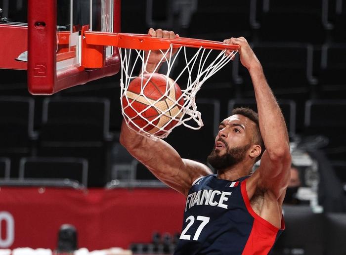 Đánh bại Pháp, đội tuyển Mỹ lần thứ 4 liên tiếp bước lên ngai vàng Olympic - Ảnh 2.