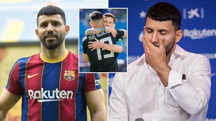 Chuyển nhượng 8/8: Aguero lần đầu lên tiếng sau tin đồn đòi theo Messi rời Barca - Ảnh 2.