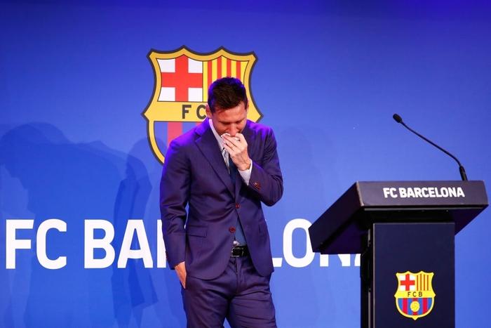 Nghẹn ngào trước những lời ruột gan Messi chia sẻ trước khi rời Barca, hàng nghìn người đã phải đổ lệ - Ảnh 2.