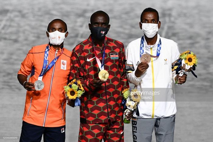 Lễ bế mạc Olympic Tokyo 2020 - lời cảm ơn đến kỳ Thế vận hội đặc biệt nhất lịch sử - Ảnh 11.