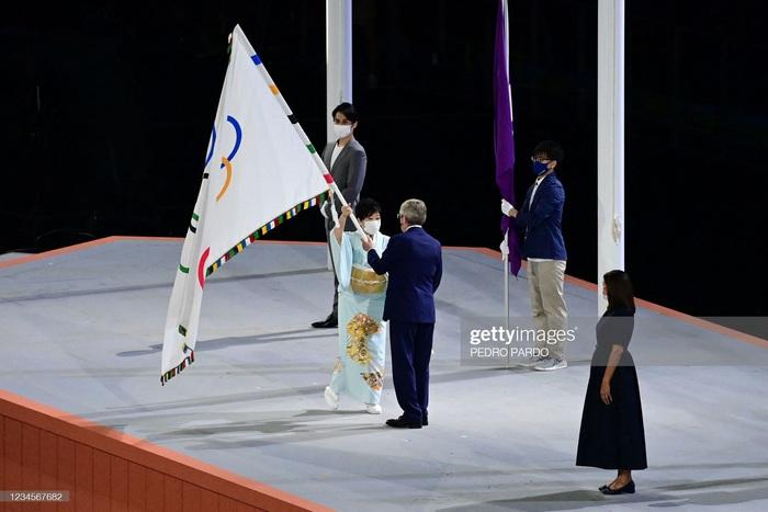 Lễ bế mạc Olympic Tokyo 2020 - lời cảm ơn đến kỳ Thế vận hội đặc biệt nhất lịch sử - Ảnh 17.