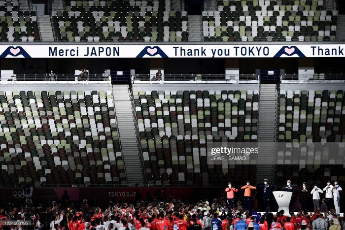 Lễ bế mạc Olympic Tokyo 2020 - lời cảm ơn đến kỳ Thế vận hội đặc biệt nhất lịch sử - Ảnh 25.