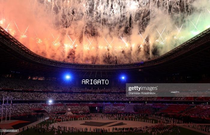 Lễ bế mạc Olympic Tokyo 2020 - lời cảm ơn đến kỳ Thế vận hội đặc biệt nhất lịch sử - Ảnh 27.