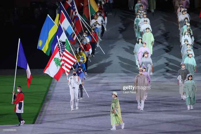 Lễ bế mạc Olympic Tokyo 2020 - lời cảm ơn đến kỳ Thế vận hội đặc biệt nhất lịch sử - Ảnh 3.
