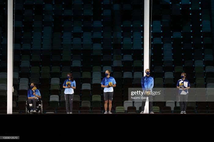 Lễ bế mạc Olympic Tokyo 2020 - lời cảm ơn đến kỳ Thế vận hội đặc biệt nhất lịch sử - Ảnh 13.