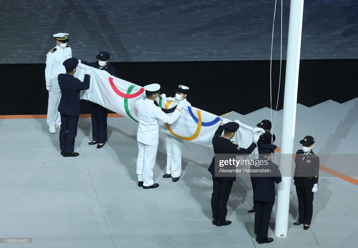 Lễ bế mạc Olympic Tokyo 2020 - lời cảm ơn đến kỳ Thế vận hội đặc biệt nhất lịch sử - Ảnh 16.