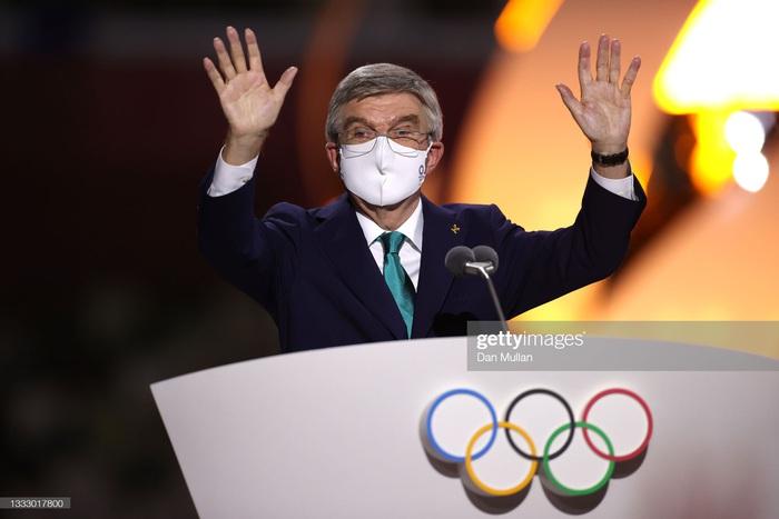 Lễ bế mạc Olympic Tokyo 2020 - lời cảm ơn đến kỳ Thế vận hội đặc biệt nhất lịch sử - Ảnh 24.