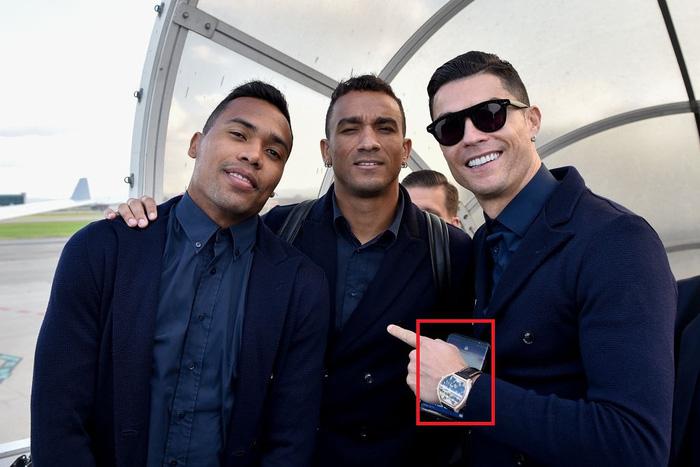 Ronaldo vô tình để lộ mật khẩu của chiếc điện thoại trị giá hơn 27 triệu đồng - Ảnh 3.