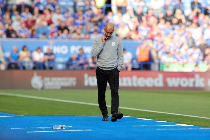 Đồng đội trên tuyển của Ronaldo tỏa sáng giúp Man City vượt ải Leicester  - Ảnh 7.