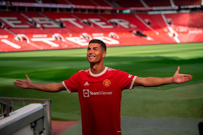 Huấn luyện Ronaldo, bài toán hóc búa cho mọi HLV (Kỳ 1) - Một Ronaldo chuyên nghiệp và ngạo nghễ - Ảnh 1.