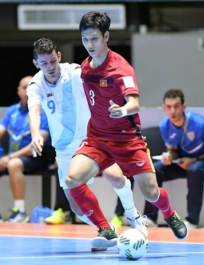 Bốc profile 16 cầu thủ futsal Việt Nam được đăng ký tại World Cup - Ảnh 3.
