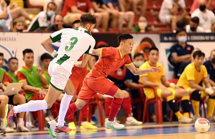 Bốc profile 16 cầu thủ futsal Việt Nam được đăng ký tại World Cup - Ảnh 5.