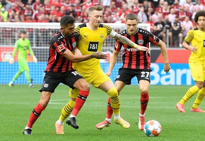 Sếp lớn Bayern Munich mỉa mai Marco Reus - Ảnh 1.