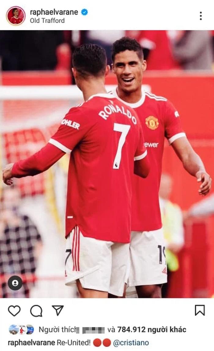 Dàn sao MU phấn khích tri ân Ronaldo sau thắng lợi mãn nhãn - Ảnh 3.