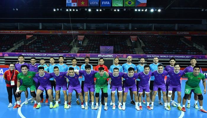 """Tất tần tật về 16 """"người hùng"""" futsal Việt Nam thi đấu tại World Cup 2021 - Ảnh 33."""