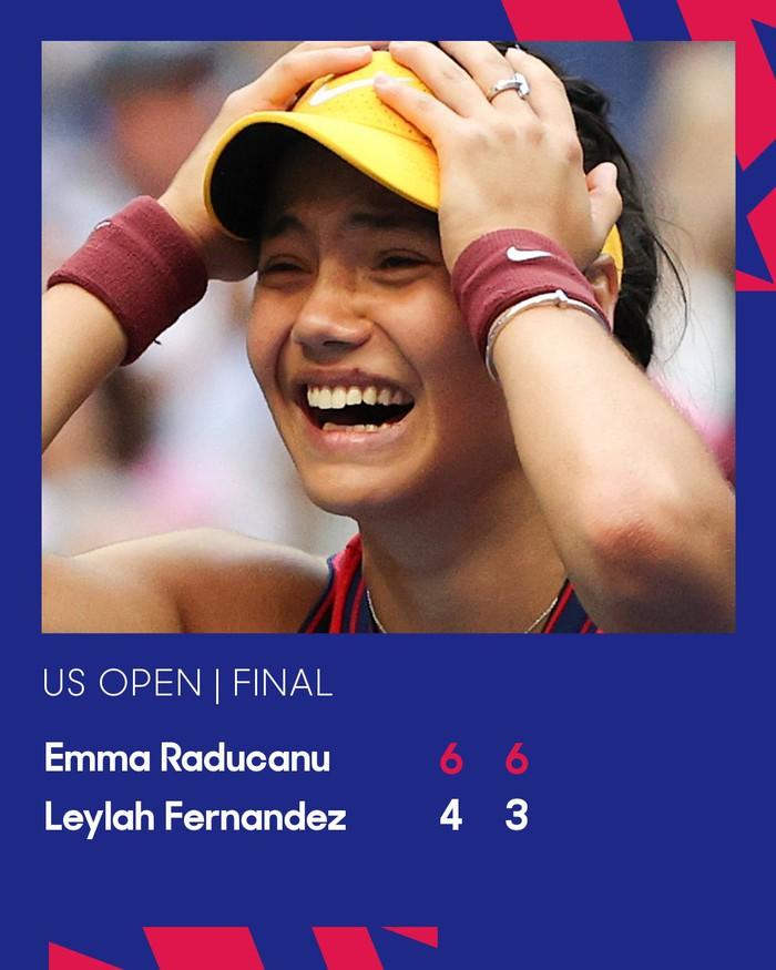 Nữ tay vợt tuổi teen xinh đẹp vô địch US Open, ẵm khoản tiền thưởng cực khủng - Ảnh 11.