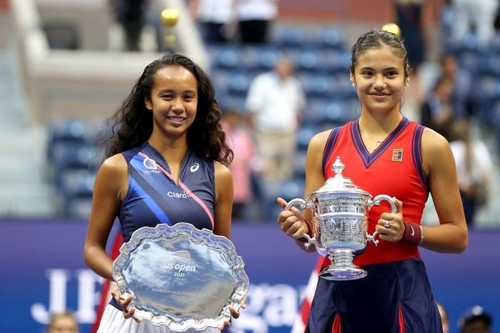 Nữ tay vợt tuổi teen xinh đẹp vô địch US Open, ẵm khoản tiền thưởng cực khủng - Ảnh 10.