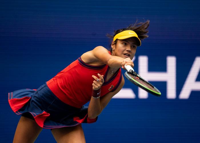 Nữ tay vợt tuổi teen xinh đẹp vô địch US Open, ẵm khoản tiền thưởng cực khủng - Ảnh 8.