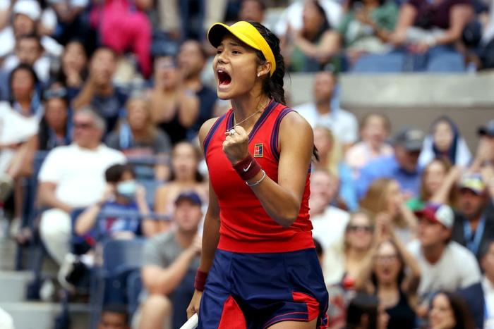 Nữ tay vợt tuổi teen xinh đẹp vô địch US Open, ẵm khoản tiền thưởng cực khủng - Ảnh 5.