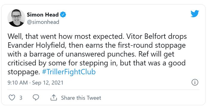 Làng võ thở phào sau khi chứng kiến màn tái xuất của huyền thoại từng bị Mike Tyson cắn tai: Thật may ông ấy vẫn còn lành lặn - Ảnh 8.