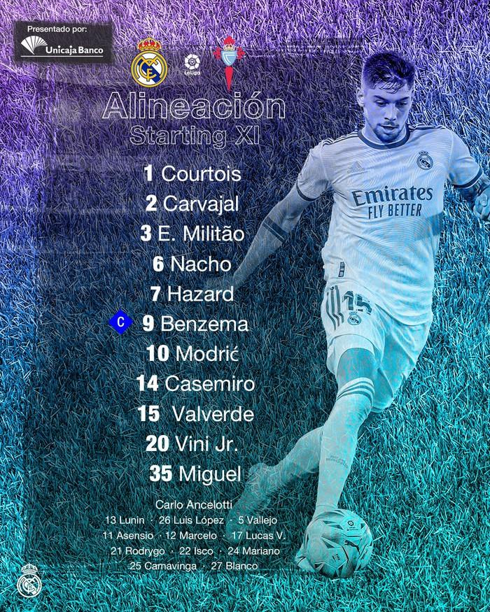 Real Madrid lên đỉnh BXH La Liga trong ngày trở lại Santiago Bernabeu sau 18 tháng - Ảnh 11.