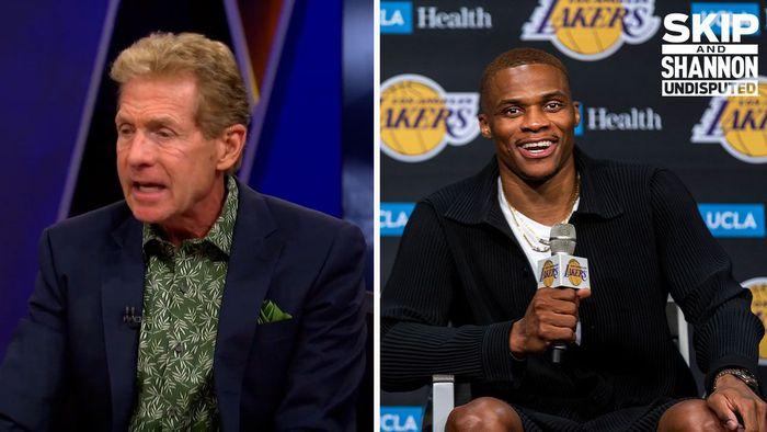 """Hết cà khịa LeBron James lại tới Russell Westbrook, BLV nổi tiếng hứng mưa """"gạch đá"""" từ NHM - Ảnh 2."""