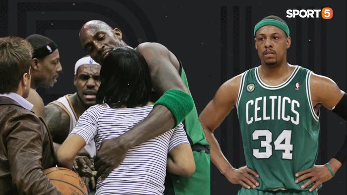 Sự thù hằn cay nghiệt Paul Pierce dành cho LeBron James: từ bãi nước bọt nghìn đô đến cuộc cãi vã gia đình - Ảnh 1.