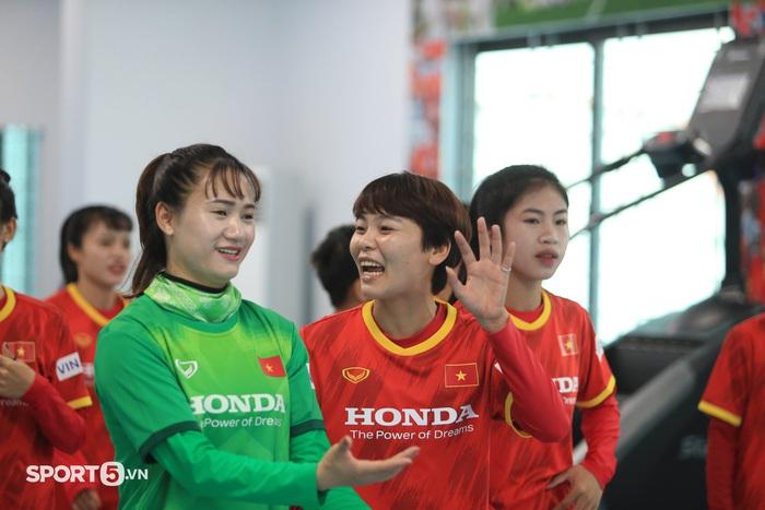 Xác định ngày chốt danh sách 23 tuyển thủ nữ Việt Nam tham dự vòng loại Asian Cup 2022 - Ảnh 1.