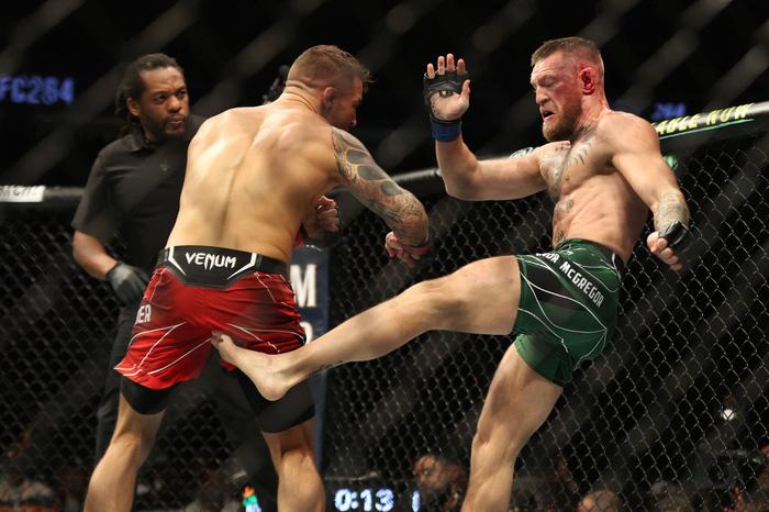 Conor McGregor cập nhật tin vui về tình hình chấn thương: Tôi cảm giác mình có thể tung cước ngay lúc này - Ảnh 1.