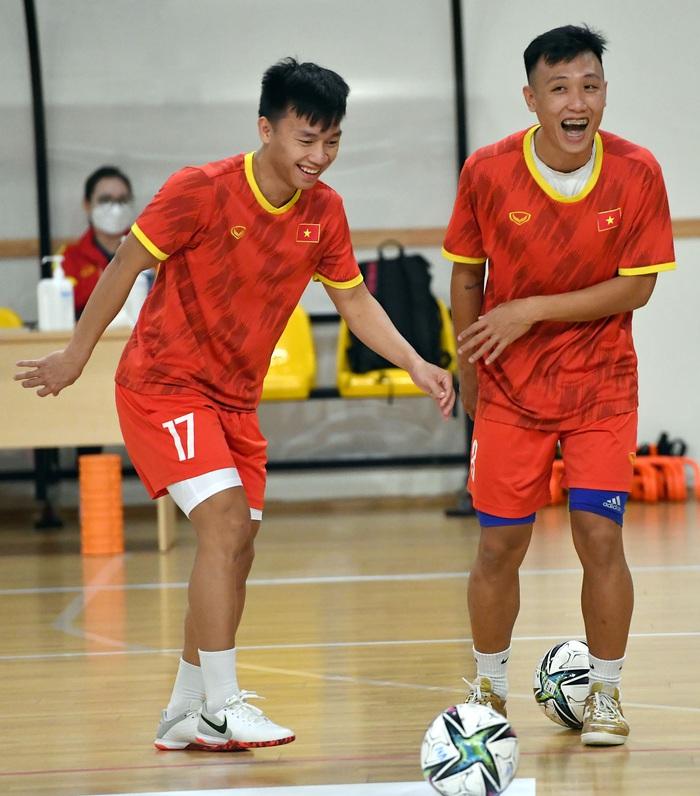 Đội tuyển futsal Việt Nam quyết giành 3 điểm trước Panama - Ảnh 2.
