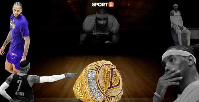 """Carmelo Anthony hạ quyết tâm vô địch: """"Tôi phải giành chiến thắng"""" - Ảnh 1."""