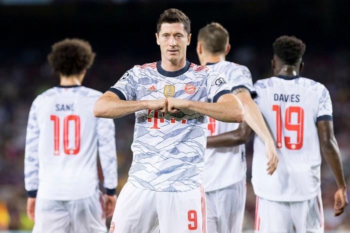 Barca thảm bại trước Bayern ngay tại Camp Nou - Ảnh 9.