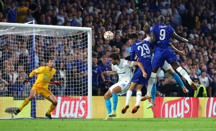 Chelsea 1-0 Zenit: Lukaku ghi bàn từ 14 trong 14 trận giúp Chelsea khởi đầu thuận lợi - Ảnh 8.