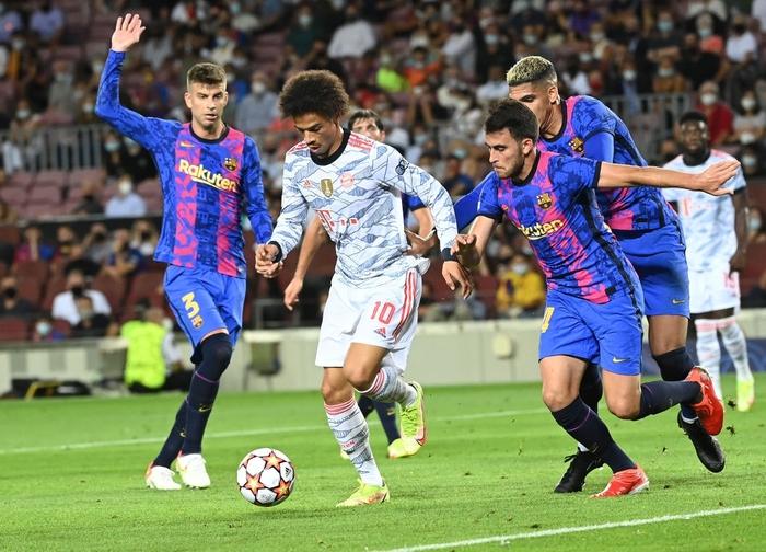 Barca thảm bại trước Bayern ngay tại Camp Nou - Ảnh 2.