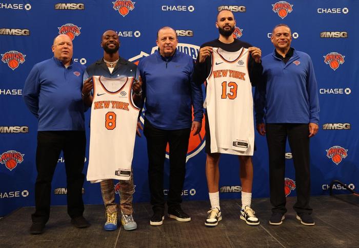 Những cầu thủ NBA đứng trước mùa giải đầy hứa hẹn cùng đội bóng mới - Ảnh 1.